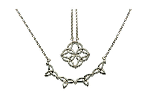 2-in-1 Synergy Necklet+Diamond
