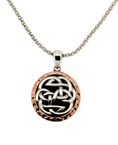 Path of Life, Lewis Knot Pendant | Keith Jack - Tricia's Gems
