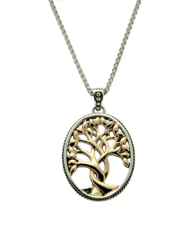 Tree of Life Pendant | Keith Jack - Tricia's Gems
