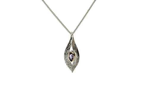 Elven Eternity Knot Pendant | Keith Jack - Tricia's Gems