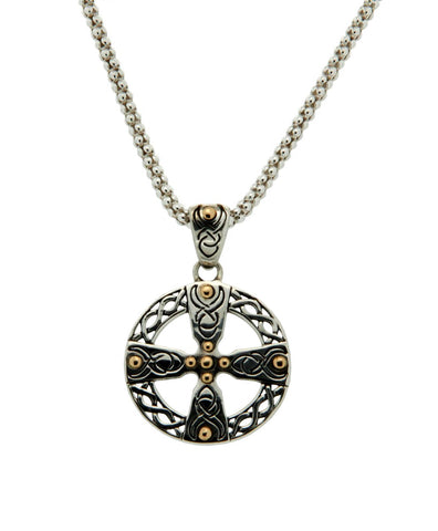 Celtic Wheel Cross | Keith Jack - Tricia's Gems