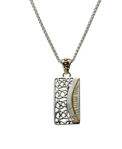 Ogham Pendant | Keith Jack - Tricia's Gems