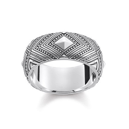 Africa Ornaments Ring | Thomas Sabo - Tricia's Gems