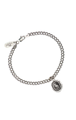 Watch Over Talisman Chain Bracelet - Tricia's Gems