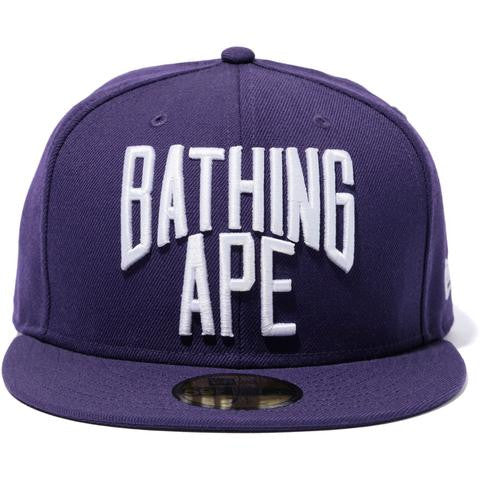 Bape NYC New Logo Era Snapback Hat