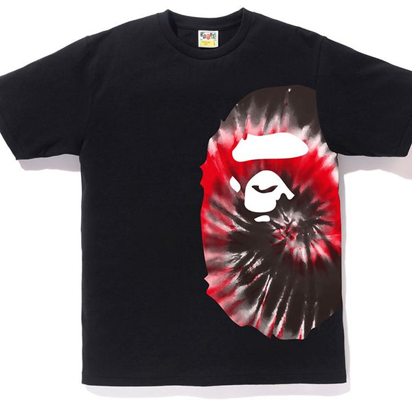 Bape Tie Dye Big Ape Side Tee