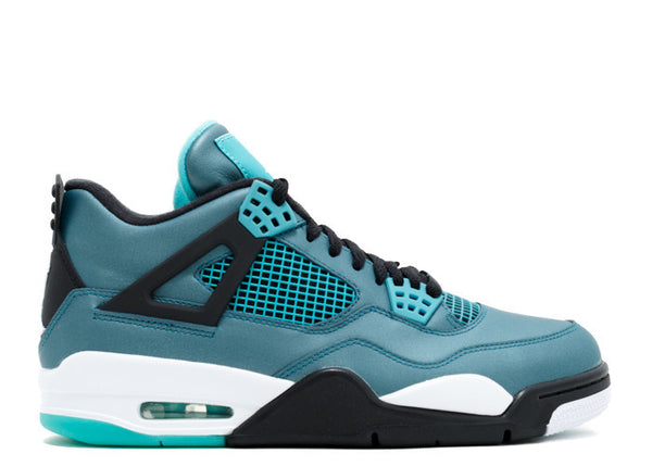 Air Jordan 4 Retro 30th Anniversary  Teal