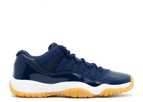 "Air Jordan 11 Retro Low ""Navy Gum""- GS"