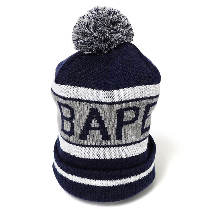 Bape Knit Cap – Authentic Sole Boutique 4d35503df1d