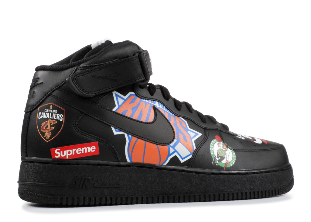 """1673e2cd84b71 Nike Air Force 1 Mid """"07"""" Supreme – Authentic Sole Boutique"""