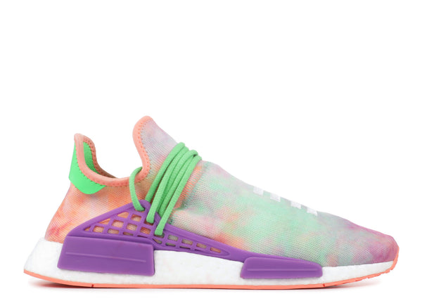 "57a78a9e966c6 Adidas PW Human Race Hu Holi NMD MC ""Chalk Coral"" – Authentic Sole Boutique"