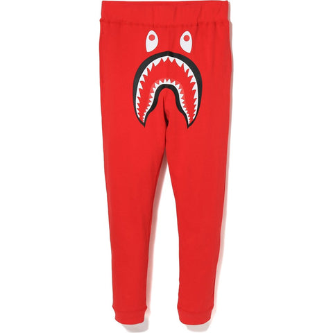 Bape Shark Slim Sweatpants