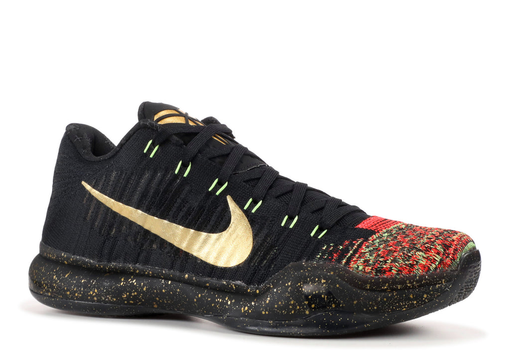 "Nike Kobe 10 Elite Low ""Christmas"" – Authentic Sole Boutique"