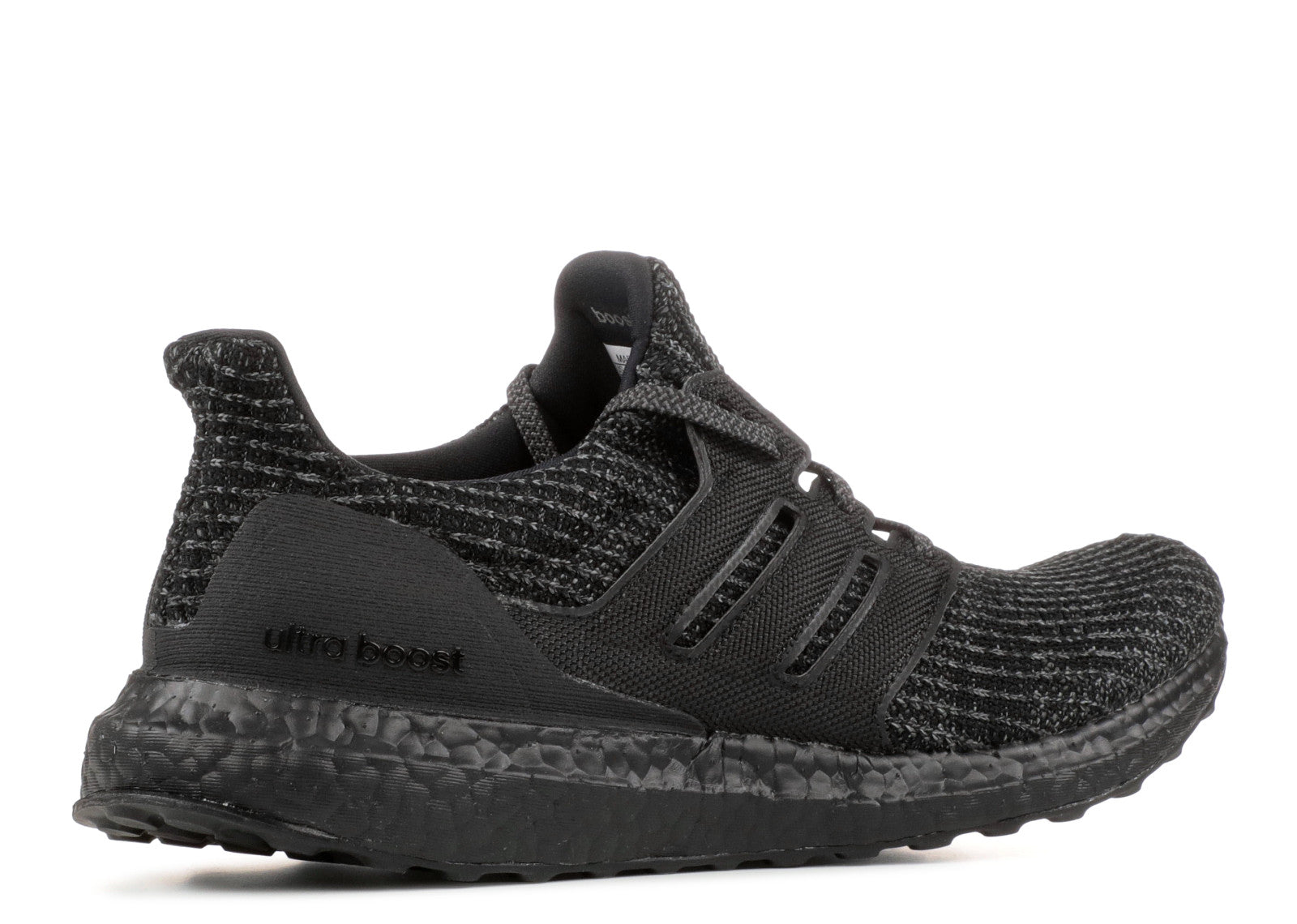 beb4ad183b7b8 Adidas UltraBoost 4.0 Triple Black – Authentic Sole Boutique