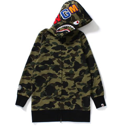 Bape 1st Camo Pullover Hoodie Onepiece- Ladies