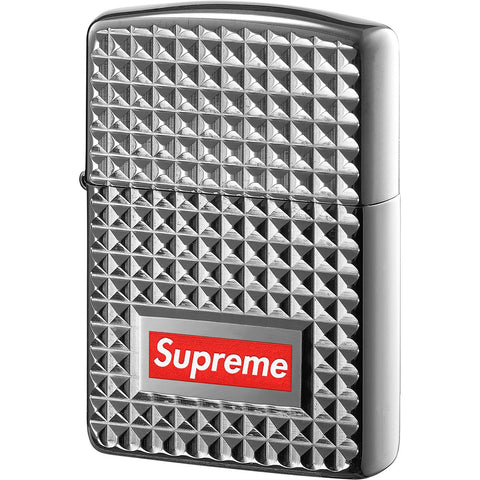 Supreme Zippo - Diamond Cut Lighter