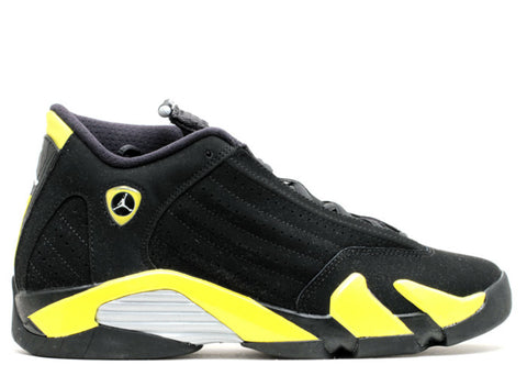 "Air Jordan 14 Retro BG ""Thunder"" - GS"