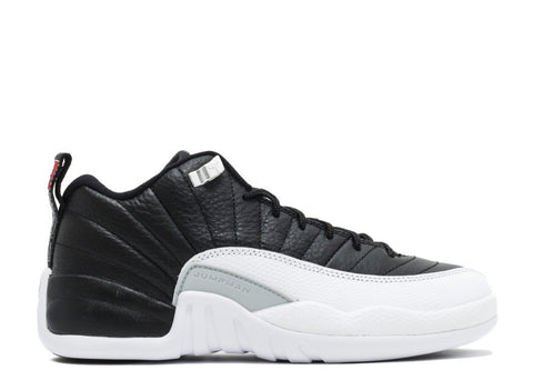 Air Jordan 12 Retro Low BG Playoffs- GS