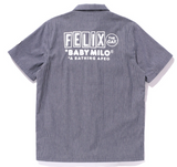 Bape x Felix The Cat Army Shirt