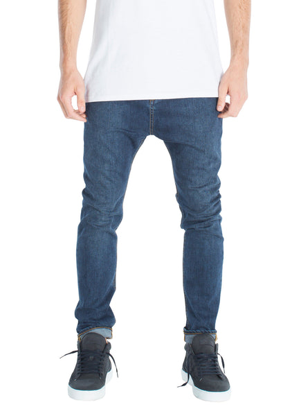 Zanerobe Low Blow Worn Blue-Black