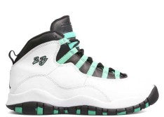 "Air Jordan 10 Retro ""Verde"" - 30th Anniversary - GS"