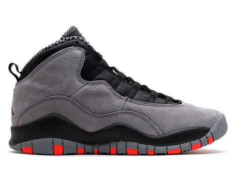 "Air Jordan 10 Retro ""Infrared"""