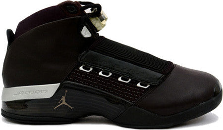 "Air Jordan 17 OG ""Black Metallic"""