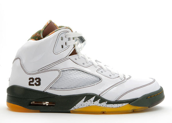 "Air Jordan 5 Retro ""Army Del Sol"""