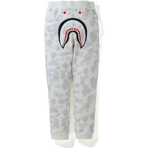 Bape City Camo Shark Slim Sweatpants