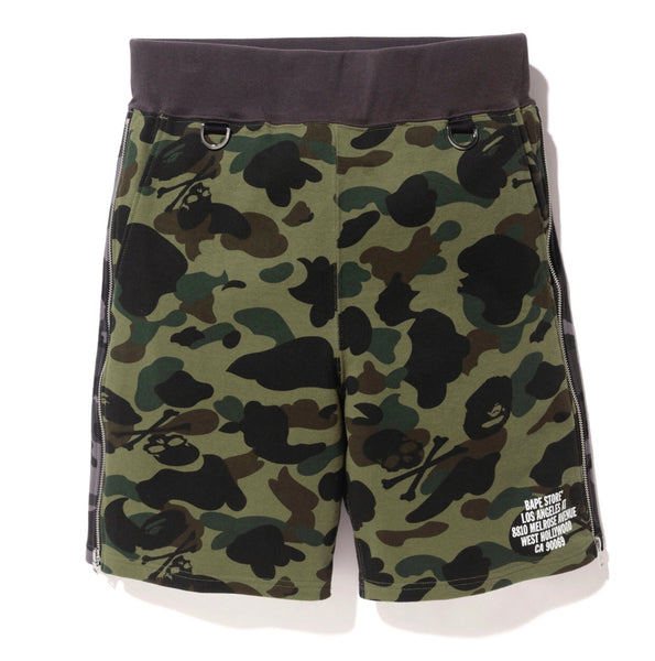 Bape x Mastermind MMJ Sweat shorts