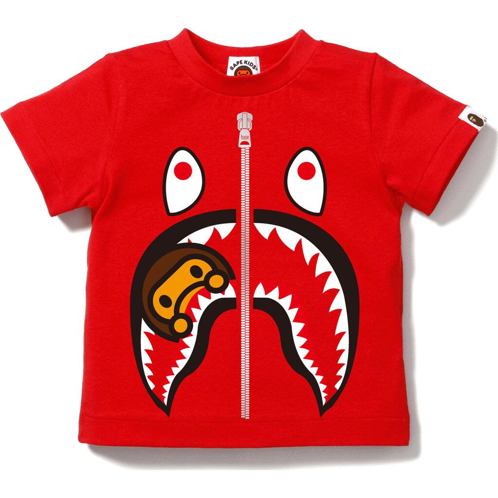 bcefd2463 Bape Milo Shark Tee - Kids – Authentic Sole Boutique