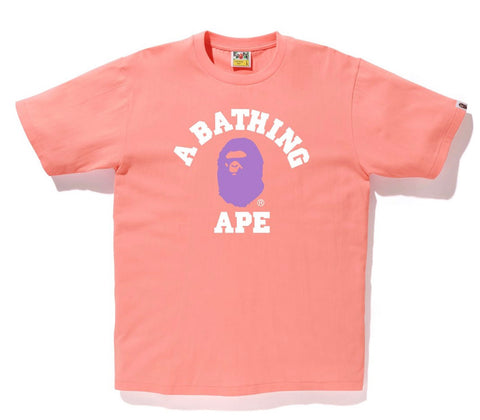 Bape Colors College Tee