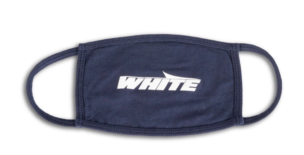 Off-White Wing Off Cotton Face Mask