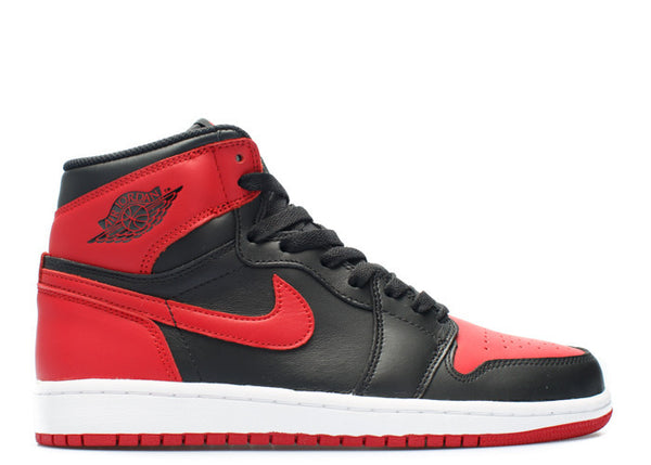 "Air Jordan 1 Retro Hi OG ""Bred"""