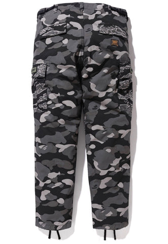 Bape x Undefeated 6 Pocket Pants