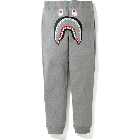 Bape Shark Slim Swearpants