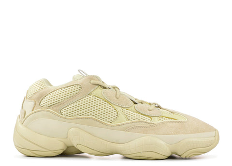 """2ab87a717 Sold Out Adidas Yeezy 500 Boost """"Super Moon Yellow"""""""