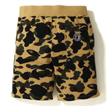 Bape 1st Camo ATS Sweat Shorts
