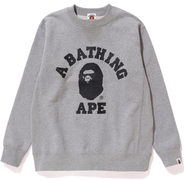 Bape College Crewneck - Kids