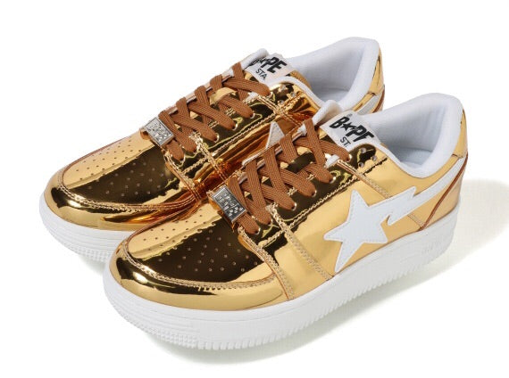 Bape Bapesta Low Sneakers (Foil Pack)