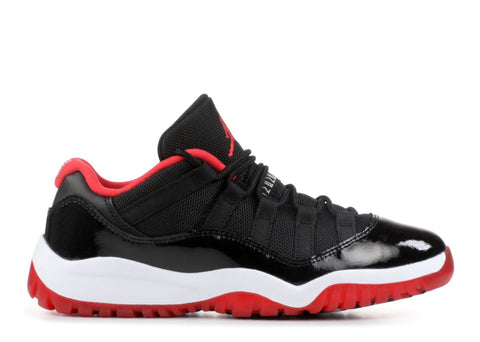 "Air Jordan 11 Retro Low BP ""Bred"""