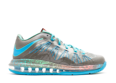 "Nike Air Max LeBron 10 Low ""Swamp Thing"""