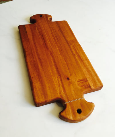 Serving Board / Cutting Board Double Handle