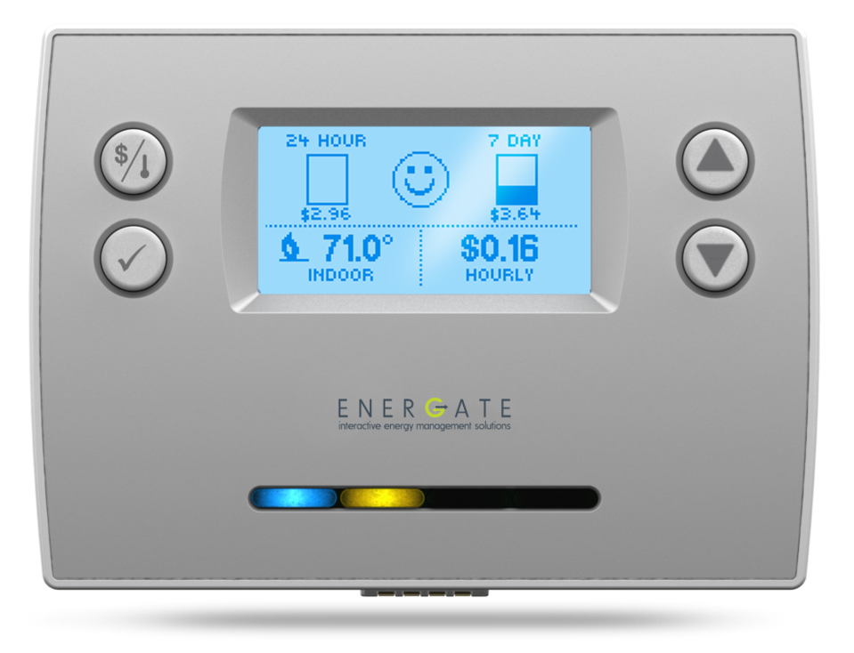 You want more than just a smart thermostat for your interactive home energy management solution.