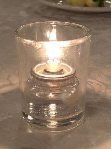 oil lamp candle