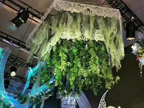 Hanging Long Garland Greenery