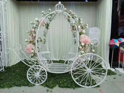 Horse carriage - Richview Glass Wedding Supplies