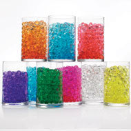 Bio Gel crystal Water beads/pearl (red) -BIO1 - Richview Glass Wedding Supplies