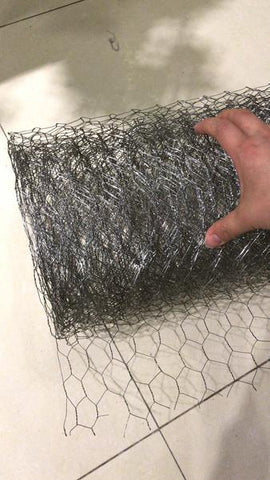Chicken wire roll - Richview Glass Wedding Supplies
