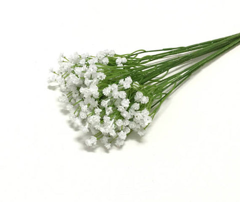 Baby's breath Gypsophilia PVC artificial flower - Richview Glass Wedding Supplies